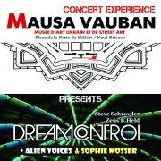 Concert et projections au MAUSA Vauban