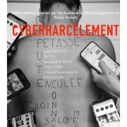 Débat théâtral : cyber-harcèlement
