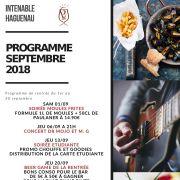 Programme du mois de L\'Intenable Haguenau