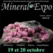 Minéral Expo 2019 au Point d'Eau