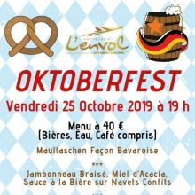 Oktoberfest au Restaurant L\'Envol !