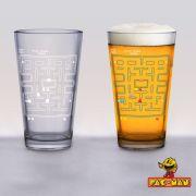 1 verre pac-man thermoréactif offert