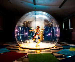 Dans ma bulle – Le Gourbi bleu - Théâtre sans parole + 3 ans
