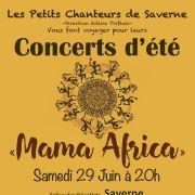 Concert d\'été : Mama Africa