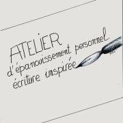 Atelier d\'écriture inspirée