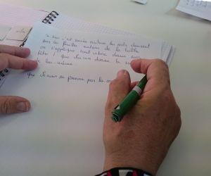 L\'Atelier d\'écriture