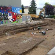 Porte-ouverte chantier de fouille archéologique préventive de Brumath