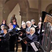Choeur et Harpe pour un Noël... so British