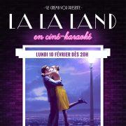 Cine-karaoké - Lalaland