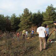 Chantiers nature au Bastberg