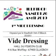 1er Vide Dressing