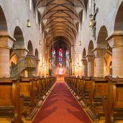 Les cloches de l\'église St Georges à Haguenau