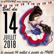 Fête Nationale 2018 à Wangenbourg