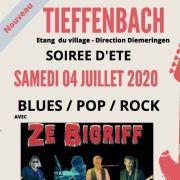 Soirée d\'Eté - Concert Rock avec Ze Bigriff en live