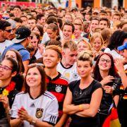 Coupe du monde 2018 sur écran géant