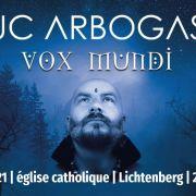 Luc Arbogast // Eglise Catholique de Lichtenberg