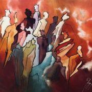 Joëlle Milazzo - Peintures