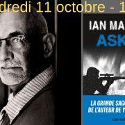 Rencontre avec Ian Manook, auteur de Askja : la saga islandaise façon thriller