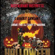 Soirée karaoké d\'Halloween au Ristretto