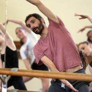 Le CIRA propose Danse contemporaine, Julien Desplantez