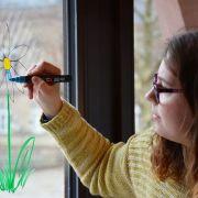 Ateliers de peinture sur vitres : le Musée est à vous !