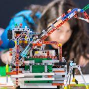 Première rencontre locale de la FIRST LEGO League pour la saison 2019/2020