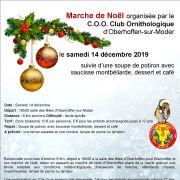 Marche de Noël du COO