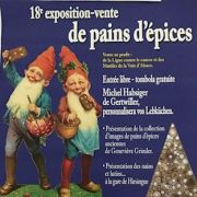 18eme Exposition-vente de pains d\'epices