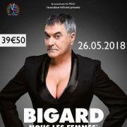 Bigard : Nous les femmes !