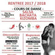 Cours de salsa bachata kizomba à Haguenau