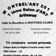 Salon Montbel 'Art