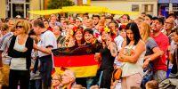 retransmission coupe du monde de foot : allemagne - suede