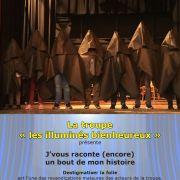 Représentation théâtre \