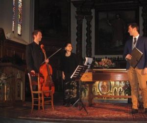 Concert - Cantates italiennes