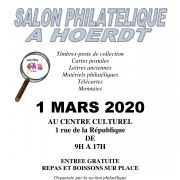 Salon Philatélique de Hoerdt