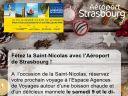 Fêtez la Saint-Nicolas avec l\'Aéroport de Strasbourg !