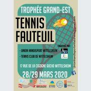 Trophée Grand-Est de Tennis Fauteuil