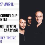 François Corneloup Quintet-Révolut!on