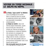 Voyage en terre inconnue : le Dolpo au Népal
