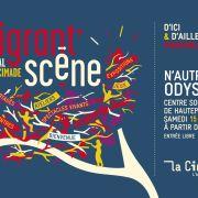 Festival Migrant\'scène N'autre odyssée