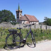 Une journée en vélo à assistance électrique
