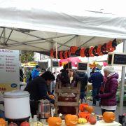 L\'automne au marché