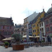 Flânerie dans le centre historique