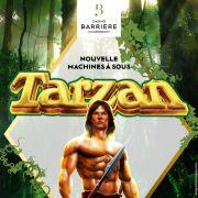 Nouvelle Machine à Sous Tarzan