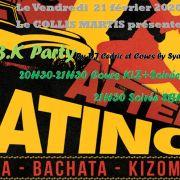 Salsa Bachata Kizomba Party avec cours de Kiz by Syaka