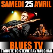 Blues Tv, Tribute to Stevie Ray Vaughan + Cat Sidhe