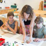 Ateliers pour les 7-12 ans