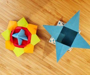 Atelier d\'origami - Adultes - Niveau 1