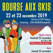 Bourse aux Skis de l\'ASPTT de Strasbourg.
