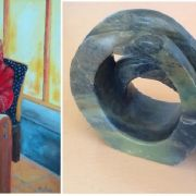Exposition de peintures, sculptures, aquarelles